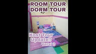 Video Room tour Indonesia/Kost tour versi Update!! By ghinaamlh download MP3, 3GP, MP4, WEBM, AVI, FLV November 2018