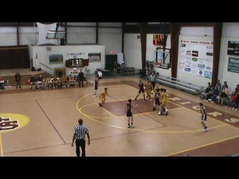 DCS JV boys basketball vs. Carolina Academy 12/13/19 1 of 7