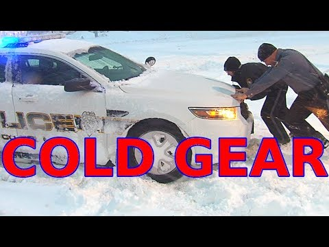 Cold Weather Gear For POLICE
