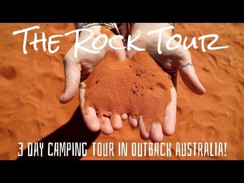 The Rock Tour - 3 day Uluru, Outback Australia tour (RDO)