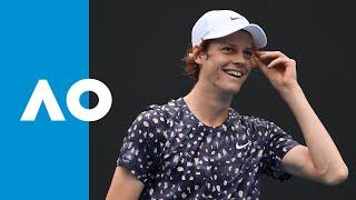 Jannik Sinner Vs. Max Purcell - Match Highlights R1 | Australian Open 2020
