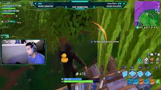 Fortnite Live GO 1V1 YOUR MOM (USE CODE YTHBERRIOS23!!!!!!!!)