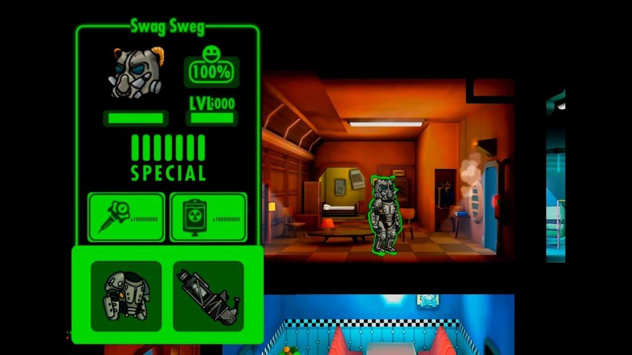 Скачать Моды На Fallout Shelter На Андроид - фото 5