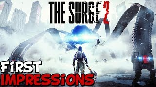 "The Surge 2 First Impressions ""Is It Worth Playing?"""