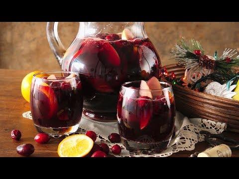 Christmas Sangria | Muy Bueno
