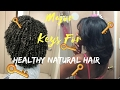 My Secrets to Growing Healthy Natural Hair!