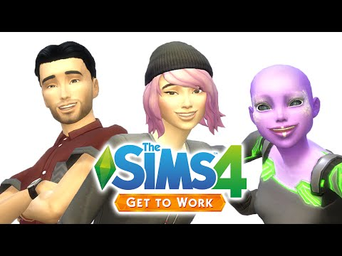 Let's Play The Sims 4 Get to Work — Part 6 —FIRED!