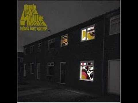 Arctic Monkeys - Temptation Greets You Like You Naughty....
