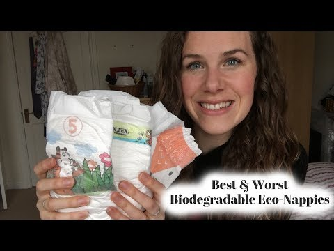 The Best & Worst Biodegradable Eco Nappies