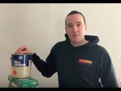 BEST Ceiling Paint - Professional Painters #1 Choice!