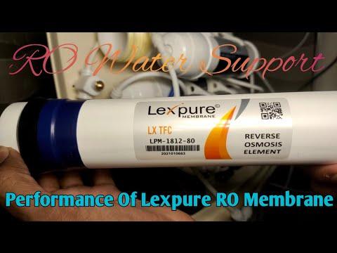 Lexpure 80GPD RO