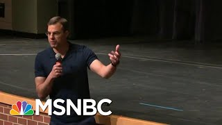 Justin Amash Tells Town Hall: Mueller 'Left It To Congress' On The Next Steps | MTP Daily | MSNBC