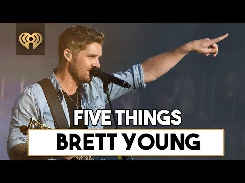 "5 Things About Brett Young's ""Here Tonight"" 