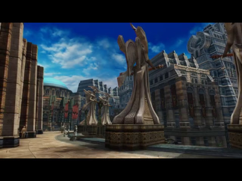 FINAL FANTASY XII THE ZODIAC AGE OST 「Streets of Rabanastre (Zodiac Age Version)」 Sample Movie