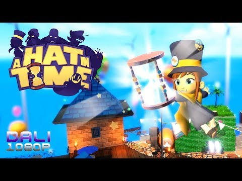 A Hat in Time PC Gameplay 1080p 60fps