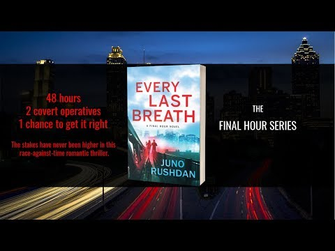 Release Blitz: EVERY LAST BREATH by Juno Rushdan