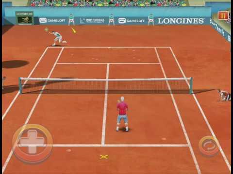 Real Tennis HD - IPad - Game Trailer