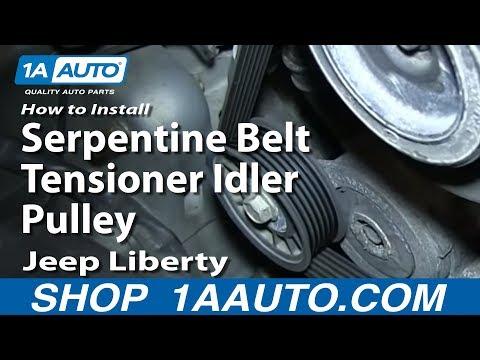 Install serpentine belt on 2004 dodge durango autos post for Mercedes benz serpentine belt replacement cost
