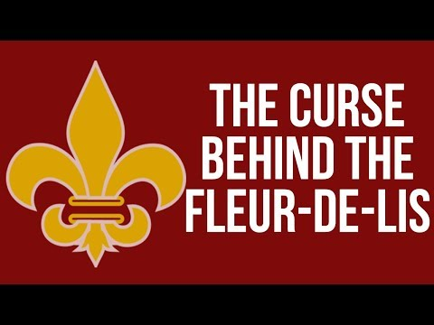 The Curse Behind The Fleur-De-Lis