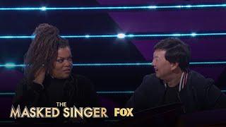 Yvette Nicole Brown Reveals Her Nickname For Ken | Season 3 Ep. 11 | THE MASKED SINGER