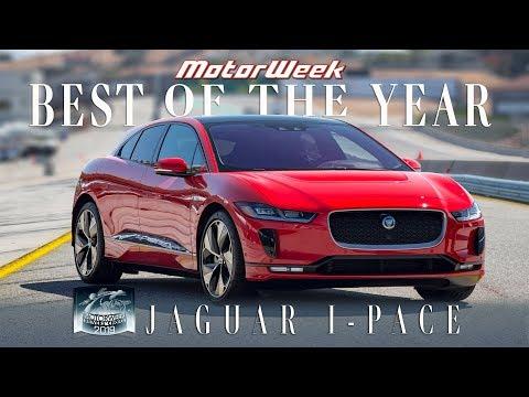 2019 MotorWeek Drivers' Choice Car of the Year | Jaguar I-PACE