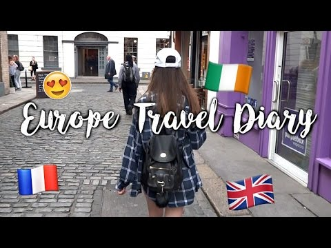 🇬🇧 Europe Travel Diary 🇬🇧