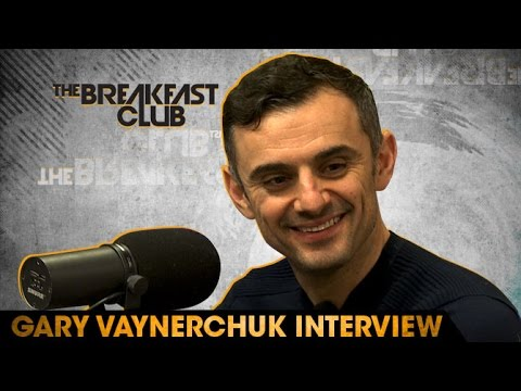 Gary Vaynerchuk FULL Interview at The Breakfast Club Power 1