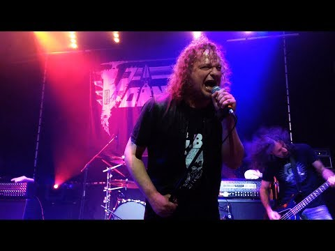 Voivod and Live Burial live in Newcastle (Post Society Tour)
