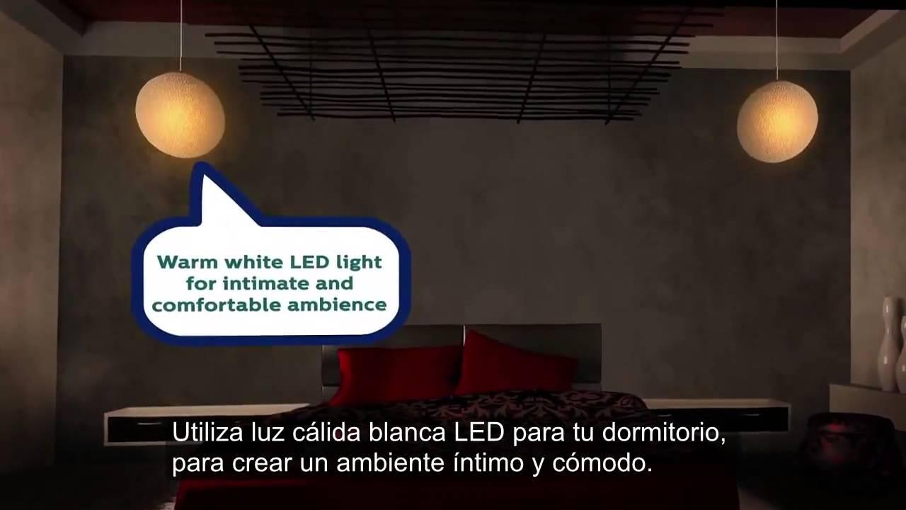 Consejos de iluminaci n led para tu habitaci n youtube - Iluminacion habitacion ...