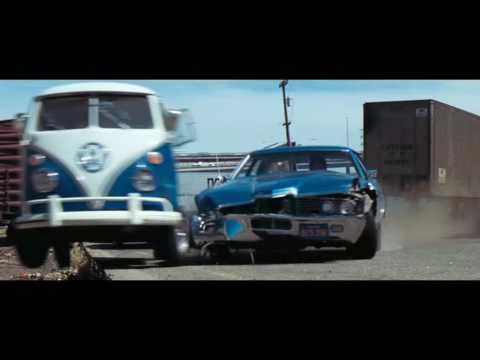 Dirty Harry: Magnum Force - Car Chase (with Original FRENCH Mono Track)