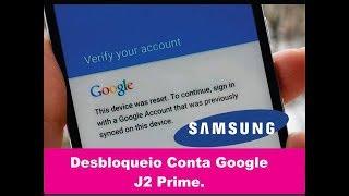 Desbloqueio Conta Google  Samsung J3 j320(J1, J2, J3, J5, J7 sem pc, pendrive ou cartaoSD)
