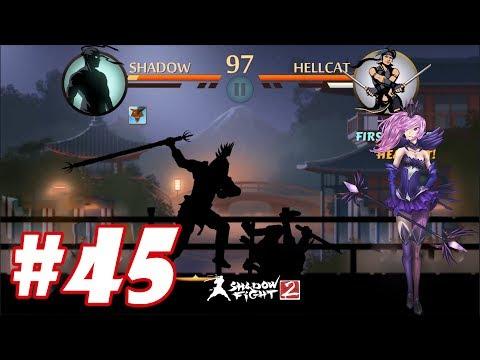 Shadow Fight 2 : Gậy thần Thập Đại Nguyên Tố thách đấu Trung Nguyên #45