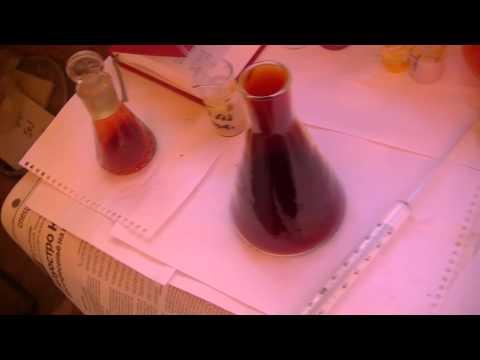 Получение щавелевой кислоты