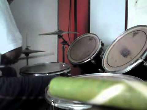 Theeratha Vilayattu Pillai Drum cover
