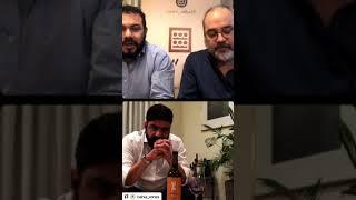 Live con Karim Mussi Qaramy