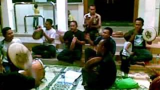 Latihan Lagu Kompang Di Palu - (malam 04.05.11).mp4