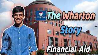 Meet Wharton Student 🔥 Salary after Wharton! Financial Aid / 100% Scholarships