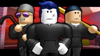 THE LAST GUEST JOINS THE CRIMINAL GANG! ( A Roblox Jailbreak Roleplay Story)
