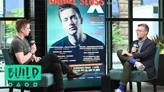 """Daniel Sloss On His Show, """"NOW"""""""