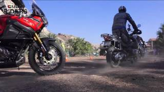 TOURATECH BASIC OFF ROAD TRAINING IN DUBAI 2016