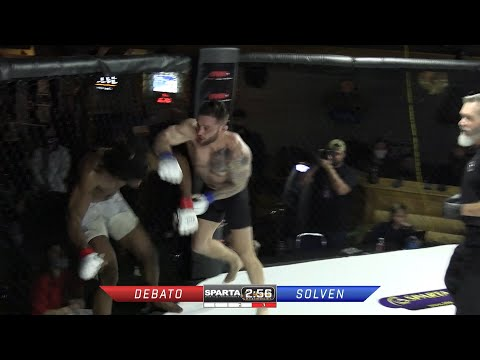 Sparta Wyoming 5 Todd DeBato vs Jeramiah Solven