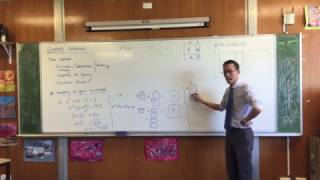 Quadratic Equations (3 of : Visually Completing the Square)