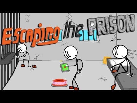 СТИКМЕН ПОБЕГ ИЗ ТЮРЬМЫ || ESCAPING THE PRISON || 2