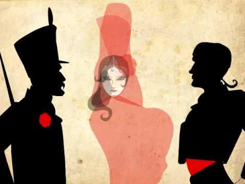 carmen ópera animación youtube