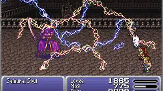 Final Fantasy VI - 44 - Ancient Castle Revisit
