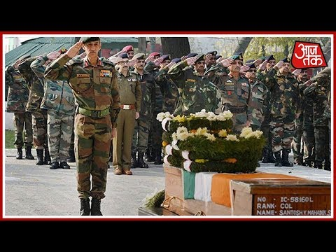 शतक आजतक: शहीदों को कश्मीर का सलाम