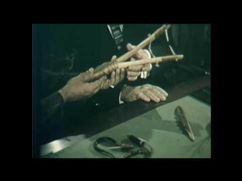 IGFA Fishing History Short - History Of Fishing And Fish Hooks With Alfred C. Glassell, Jr.