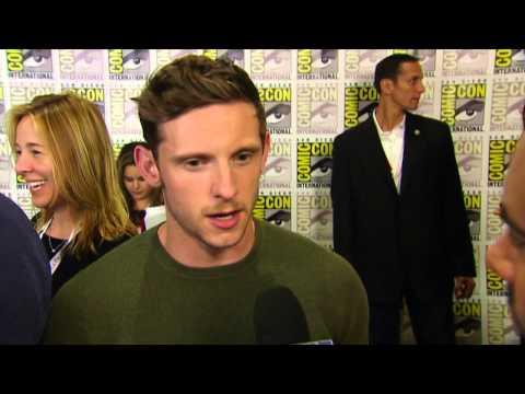 Fantastic Four: Jamie Bell