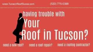 Tucson Roofing Contractors - Tucson Roof Gurus
