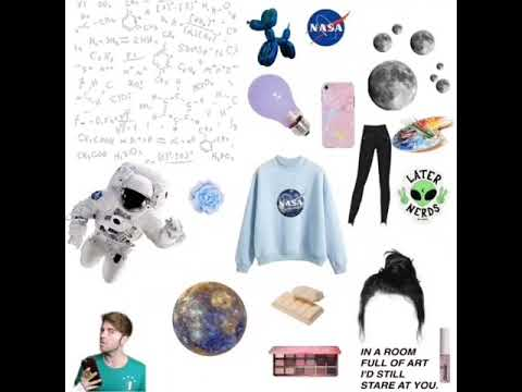 The Galaxy Girl Aesthetic Niche Meme